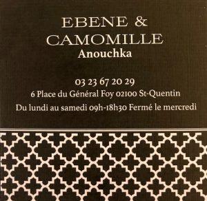 Ébène et Camomille